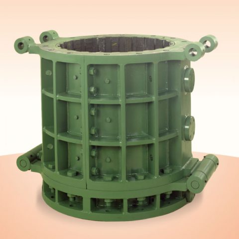 Auger cylinders