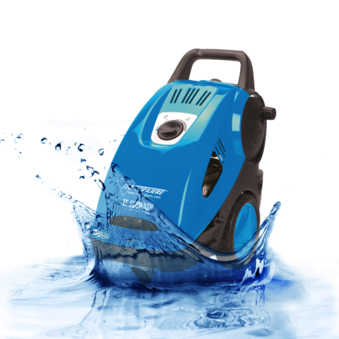 TF-ECOWASH Professional High Pressure Cleaner