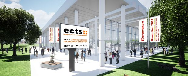 ECTS Virtual Ceramic Technology Exhibition